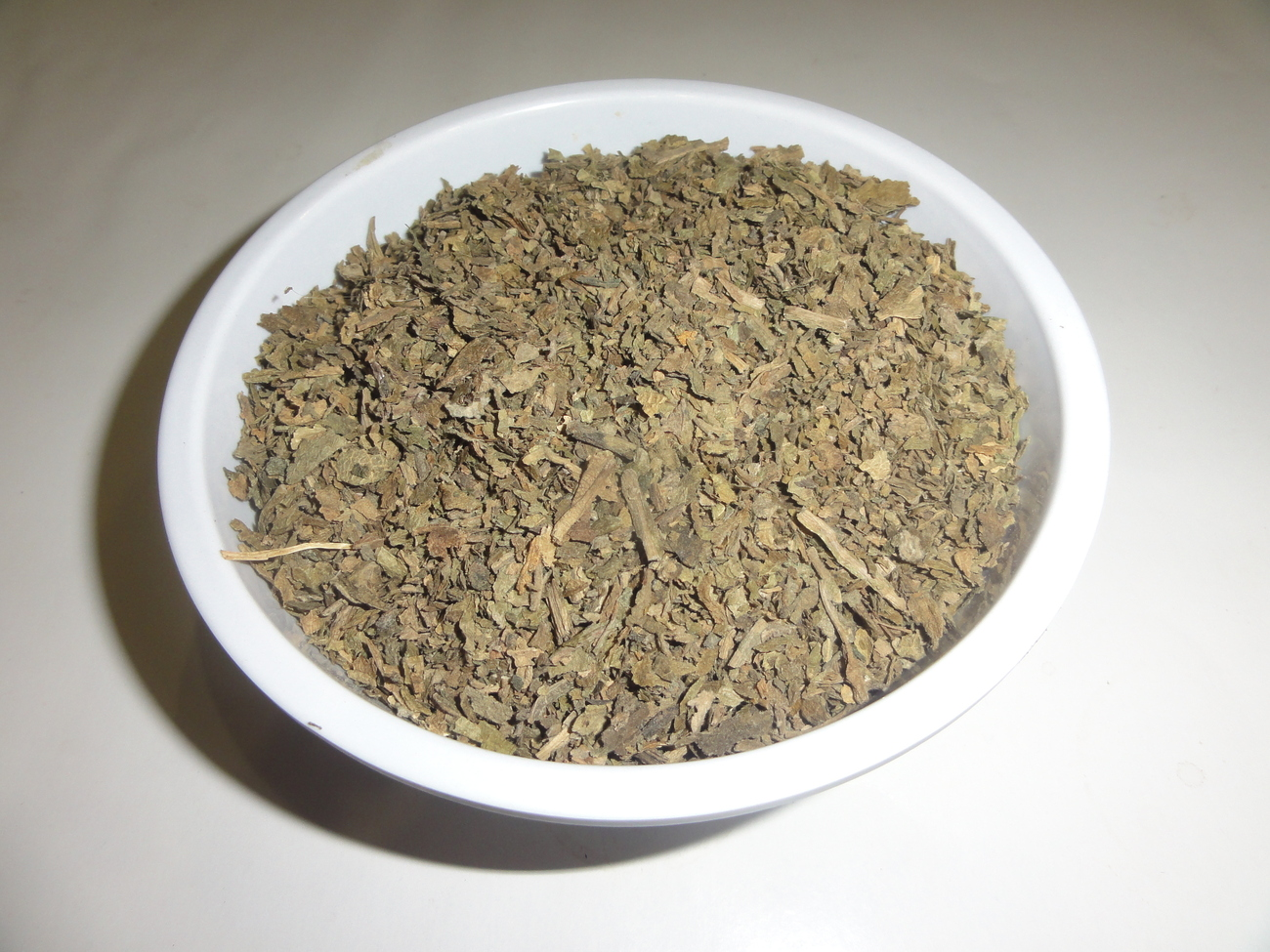 Organic Lobelia Inflata - (Indian Tobacco) Herb